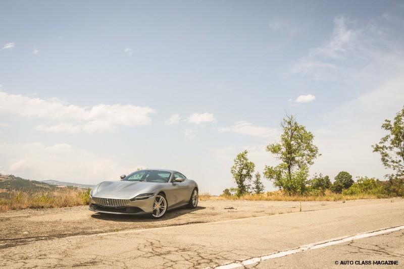 Ferrari Roma Auto Class Magazine _051