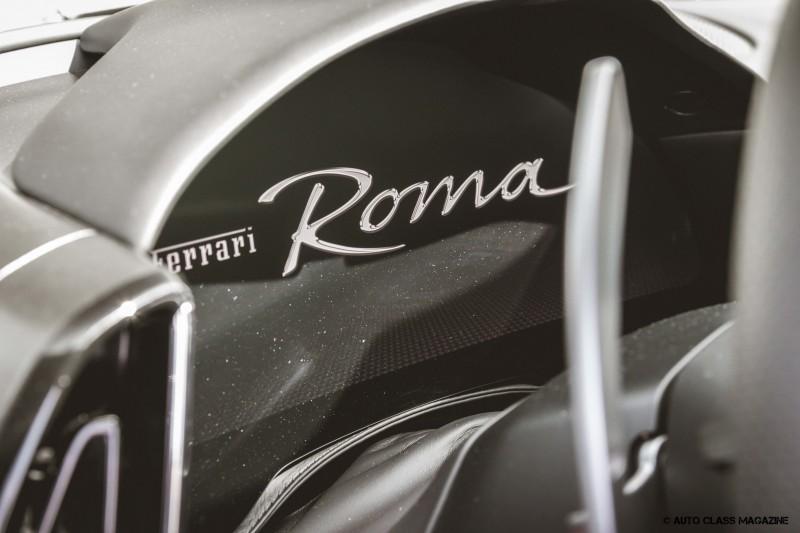 Ferrari Roma Auto Class Magazine _055