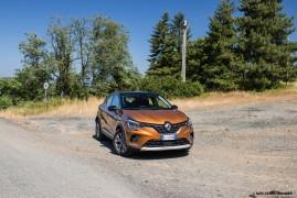 Renault Captur E-Tech | Test Drive